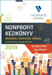 Nonprofit Kézikönyv (-2.000 Ft)