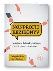Nonprofit Kézikönyv 2021 (-3.000 Ft)