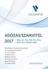 Adózás/Számvitel 2017  -45% kedvezménnyel