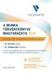 A Munka Törvénykönyve magyarázata 2018 -- Könyv + Pendrive (-27% kedvezmény)