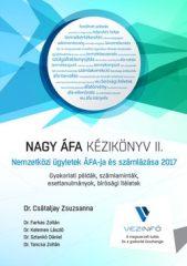 Nemzetközi ügyletek ÁFA-ja és számlázása (-54% kedvezmény)