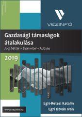 Gazdasági társaságok átalakulása (-5.000 Ft)