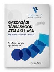 Gazdasági társaságok átalakulása (-4.000 Ft)