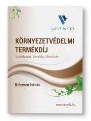 Környezetvédelmi Termékdíj 2018 könyv (5.000 Ft kedvezmény)