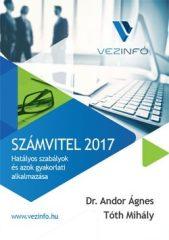 Számvitel 2017 szakkönyv -45% kedvezménnyel