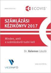 Számlázási Kézikönyv 2017 (-45% kedvezmény)