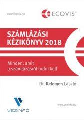 Számlázási Kézikönyv 2018 (-45% kedvezmény)