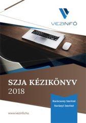 SZJA Kézikönyv 2018 (-45% kedvezmény)