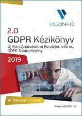 GDPR Kézikönyv (2.0) -5.000 Ft