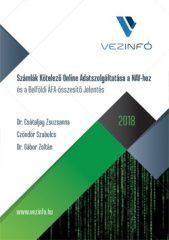 Számlák Kötelező Online Adatszolgáltatása a NAV-hoz 2018 (-45% kedvezmény)